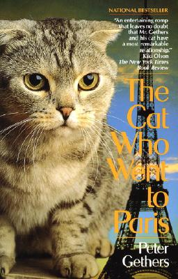 Cat Who Went to Paris By Gethers, Peter